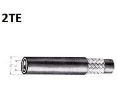 Medium pressure hose 2TE EN 854